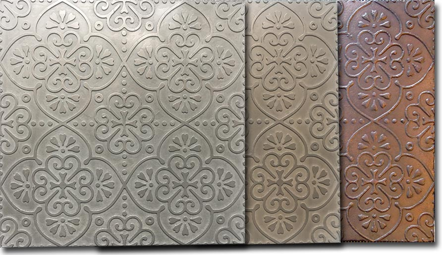 BOHO Collection in Silver, Bronze and Copper, by Hazell & Gray